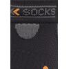 X-Socks Mountain Biking Water-Repellent Socks Men Black